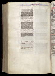 Colophon, In The Bible Of William Of Devon